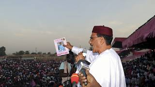 Niger: Ruling party presidential candidate to prioritize education