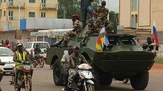 روسيا تعلن عزمها إرسال قوات إلى جمهورية إفريقيا الوسطى