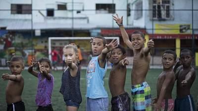 Mission 89 is Combating Child Trafficking in Sports