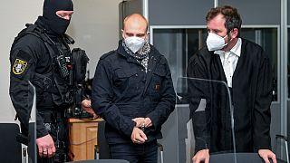 Geçen yıl ekim ayında saldırı düzenleyen Balliet ömür boyu hapis ile cezalandırıldı