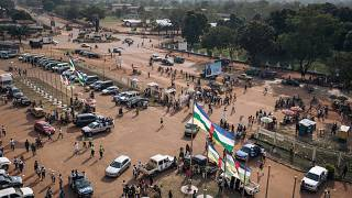 Central African Republic begins issuing voter cards ahead of election