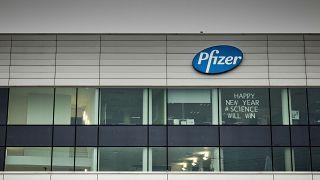 Pfizer Manufacturing in Puurs