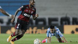 Un joueur de Flamengo accuse un adversaire de propos racistes