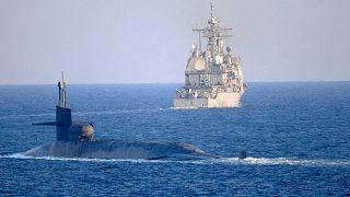 زیردریایی «یو اس اس جورجیا»
