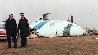 L'attentat de Lockerbie en 1988