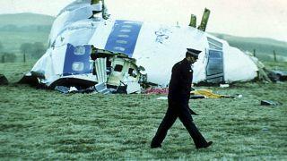 Lockerbie, Skócia, 1988