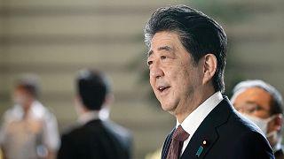 Japonya'nın eski başkanı Şinzo Abe