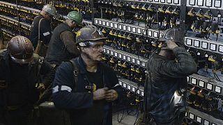 Polonya'da çoğu devlet destekli madenlerde 80 binden fazla işçi çalışıyor