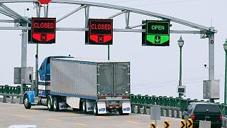 مرز اونتاریو با آمریکا