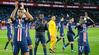 نهاية الموسم الفرنسي بتتويج سان جرمان