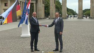 Stabwechsel bei der EU-Ratspräsidentschaft