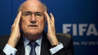 FIFA apresenta queixa-crime contra Sepp Blatter