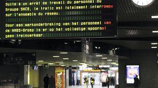 محطة القطارات/بروكسل ميدي