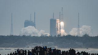 Çin Ulusal Uzay İdaresi bu uçuşun yeniden kullanılabilir fırlatıcıların geliştirilmesi stratejisinin bir parçası olduğunu açıkladı