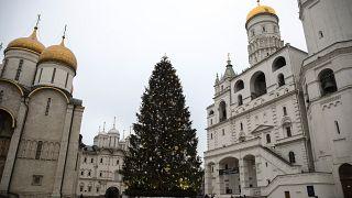 Москва, главная елка страны