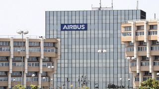 Se espera que las entregas totales de Airbus disminuyan un 35% este año debido al impacto global de la COVID-19.