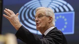 Ο επικεφαλής διαπραγματευτής της ΕΕ για το Brexit Μισέλ Μπαρνιέ