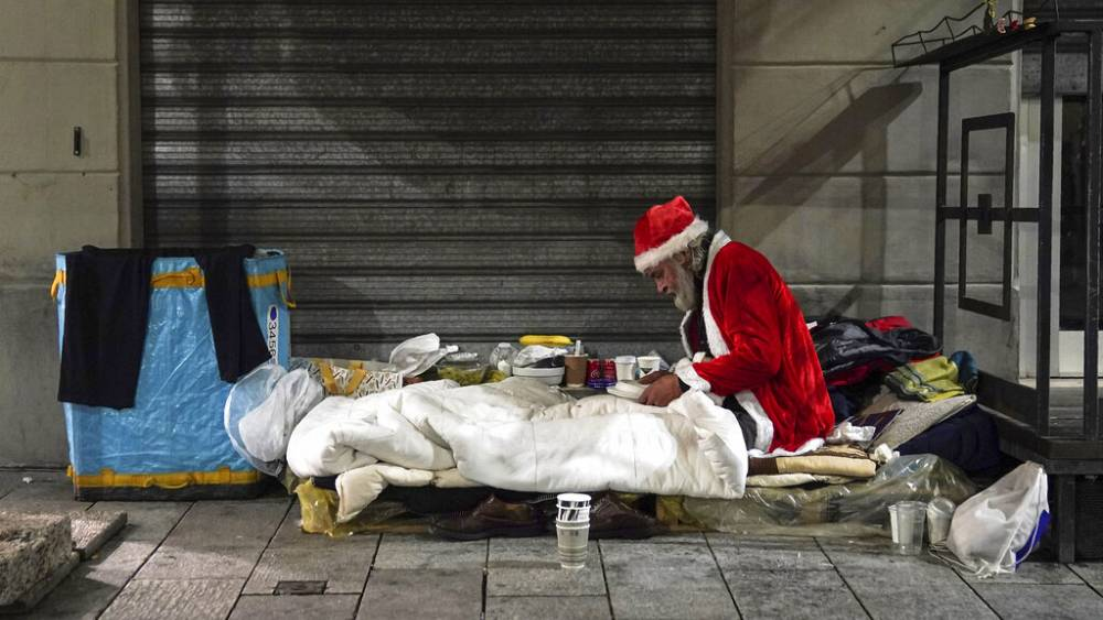 COVID helped cut homelessness in Europe. But what about post-pandemic?