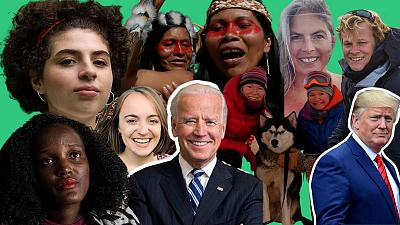 A selection of some of the people featured in this years best stories.