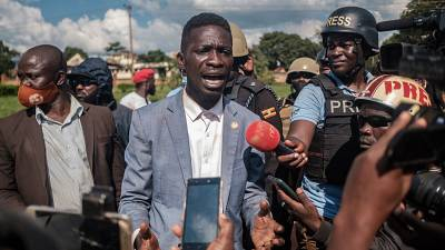 Uganda arrests Bobi Wine's lawyer on charges of money laundering