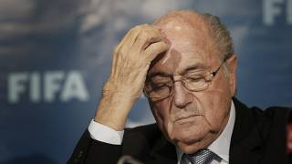 FIFA said its criminal complaint following an external audit of the project