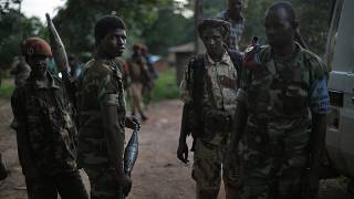 Central African Republic rebels take key city as fighting escalates