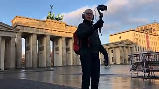 Tour guide in Berlin via videocall-Euronews