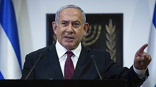 İsrail Başbakanı Netanyahu