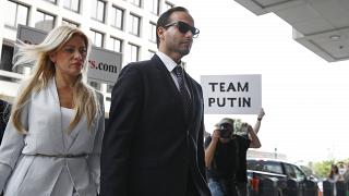 Former Donald Trump presidential campaign foreign policy adviser George Papadopoulos