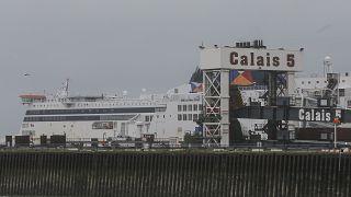 ميناء كاليه الفرنسي