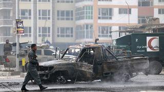 تصوری از حملهٔ بیستم دسامبر در کابل
