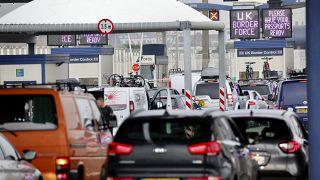 مرز فرانسه و بریتانیا