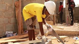Hanatu Terry, la charpentière qui casse les codes
