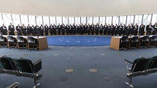 قضات دیوان حقوق بشر اروپا/ ۲۰۱۷