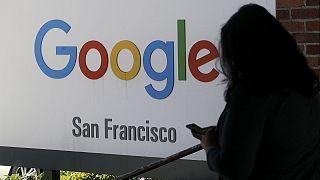 نشان تجاری گوگل