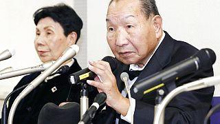 1968'de ölüm cezasına çarptırılan 2014'te ise serbest bırakılan Iwao Hakamada