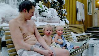 The vast majority of Finns go to the sauna at least once a week, regardless of age, gender and background.
