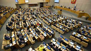 Госдума приняла сразу несколько резонансных законов