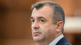 Moldova Prime Minister Ion Chicu says he's going to resign