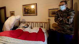 شناسایی یک بیمار مبتلا به کووید در ایتالیا
