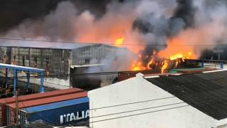 Explosion dans une usine pharmaceutique à Taïwan