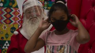 How coronavirus may change Christmas in Africa amid second wave