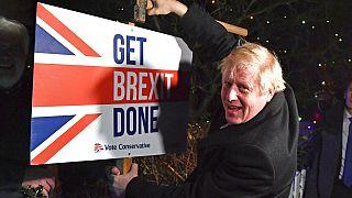 """""""Get Brexit Done""""... C'est fait !"""