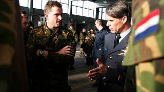نیروهای ارتش هلند در افغانستان سال ۲۰۰۶