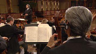 Hoffnung und Optimismus für 2021: das Neujahrskonzert der Wiener Philharmoniker