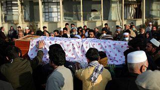 ترورو یوسف رشید رئیس اجرایی بنیاد انتخابات آزاد و عادلانه افغانستان