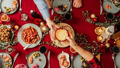 Christmas is always a big time for food waste, but this year more than ever.