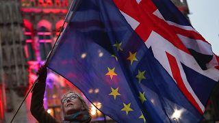 AB ile Londra'ya Brexit ile ilgili anlaşmaya yakın / Arşiv