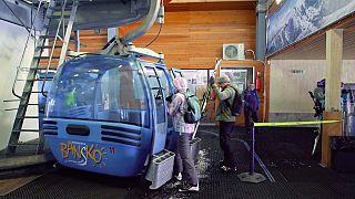 Bulgária abre portas ao esqui
