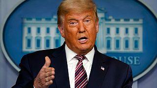 ABD Başkanı Trump'tun yeni başkanlık affı kararı